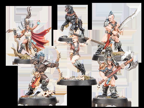 Godsworn Models