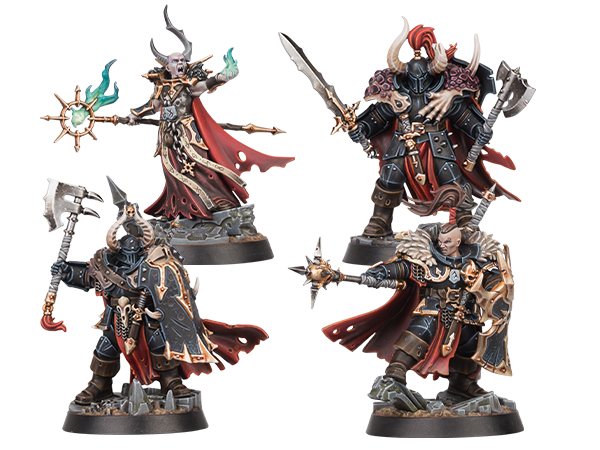 K Ravager Models